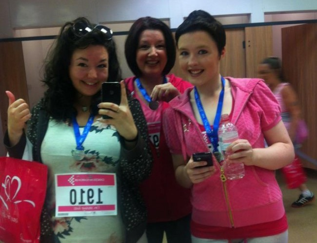 After Race for Life