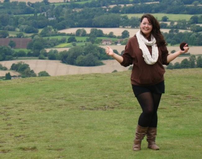 Me on Hills