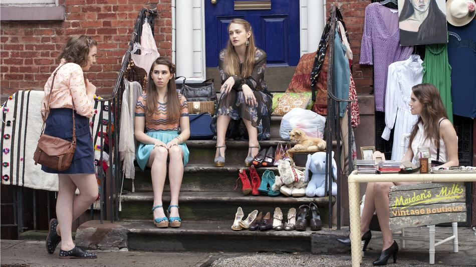 "The Girls on ""Girls"" Are Cooler Than Me, But I Still Love Lena Dunham"