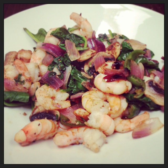 Recipe: Spicy King Prawn Stir Fry