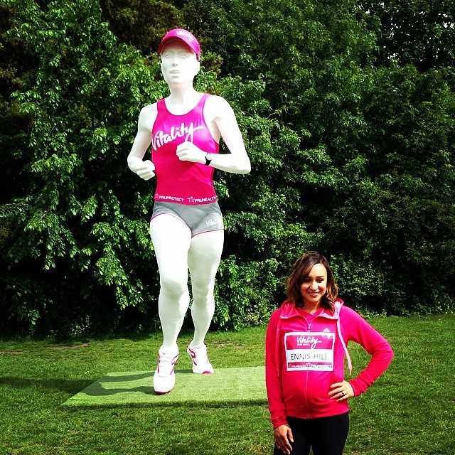 How You, Too, Can Be Just Like Jessica Ennis-Hill (No, Really)